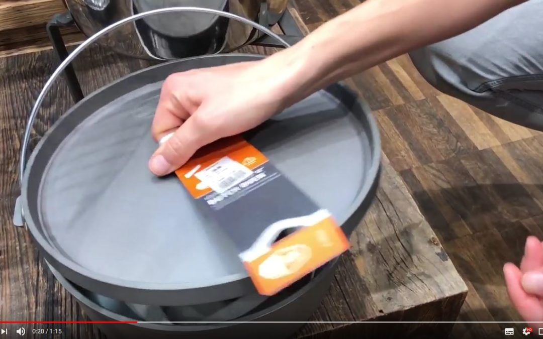 Wie kocht man im Outback