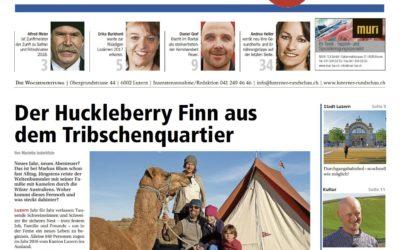 Luzerner Rundschau und Willisauer Bote